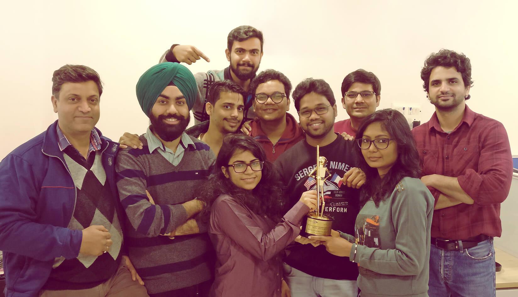 Pencillati Team 24FPS Awards