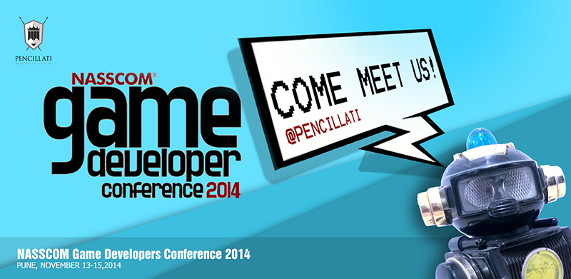 Meet us at NGDC2014