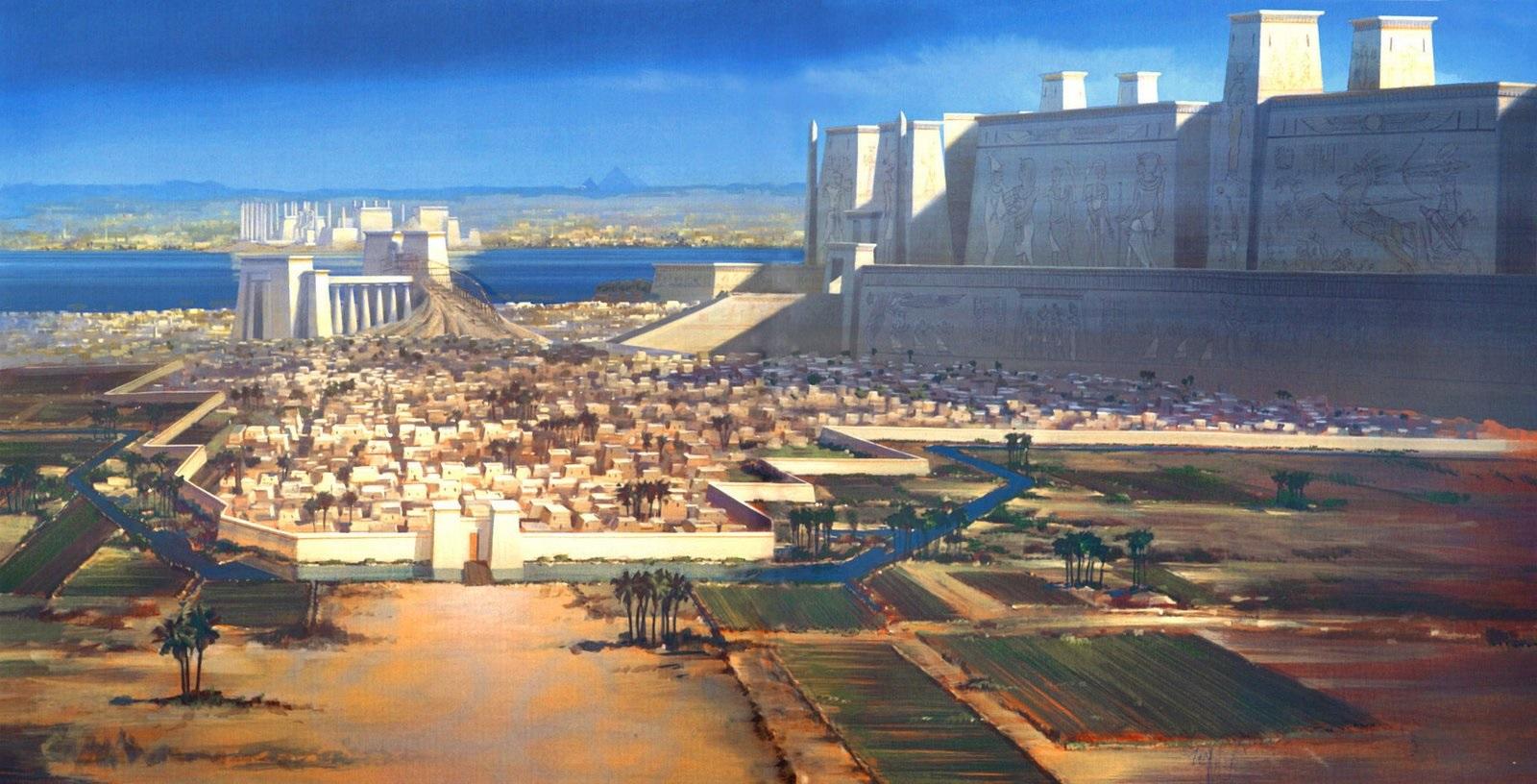 Prince of Egypt Image