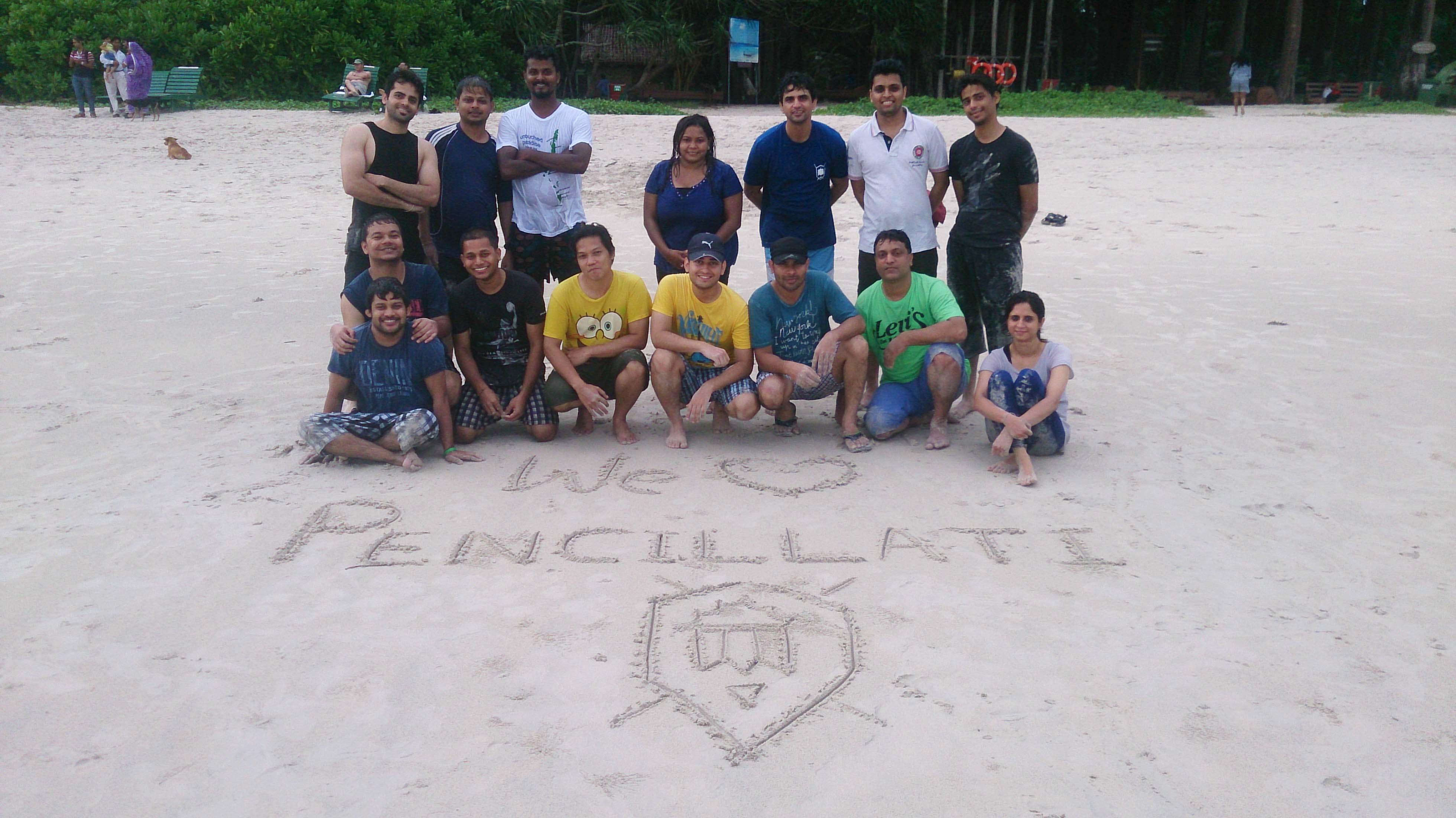 We love Pencillati